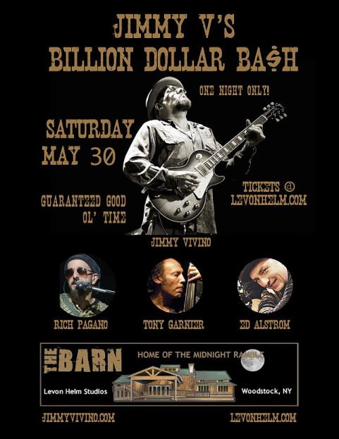 Jimmy Vivino's Billion Dollar Bash