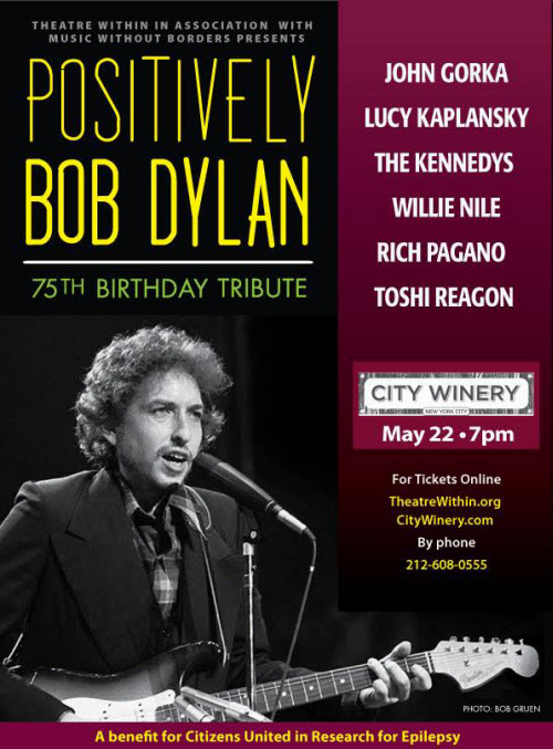 Positively Bob Dylan
